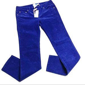 Vineyard Vines Jeans Corduroy Pants Royal Blue